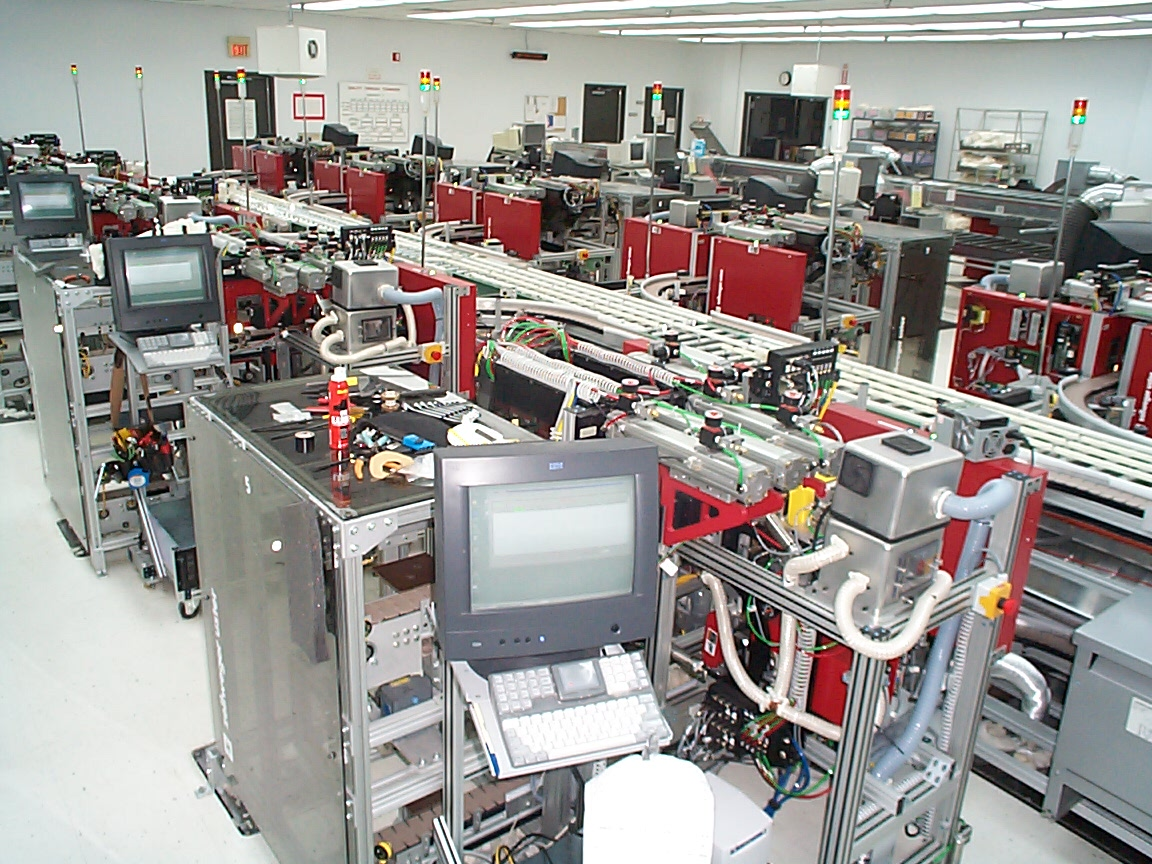 Non Industrial Industrial Applications Automationprimer