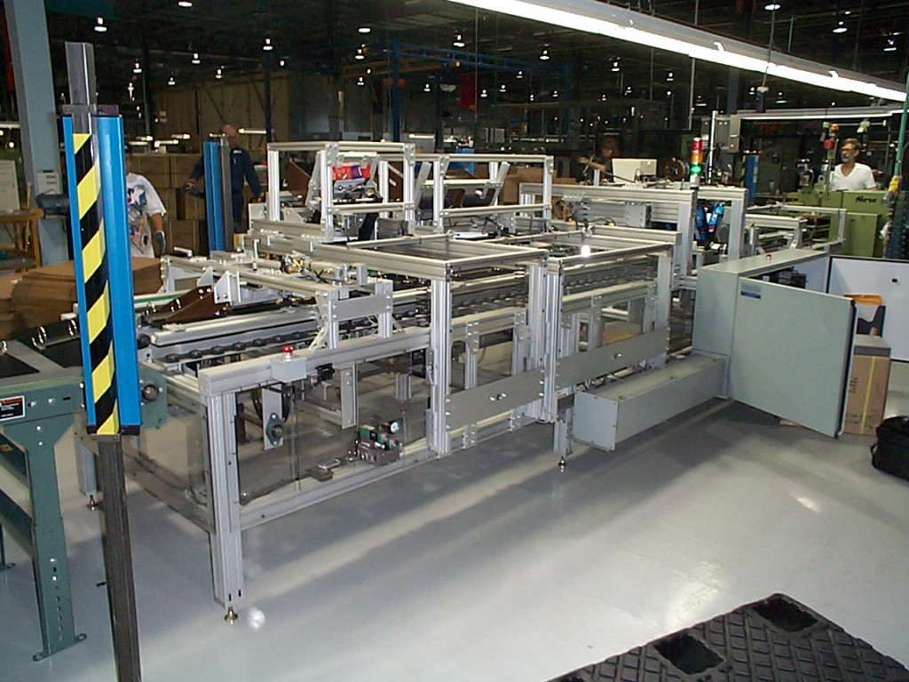 Binder Processing Machine