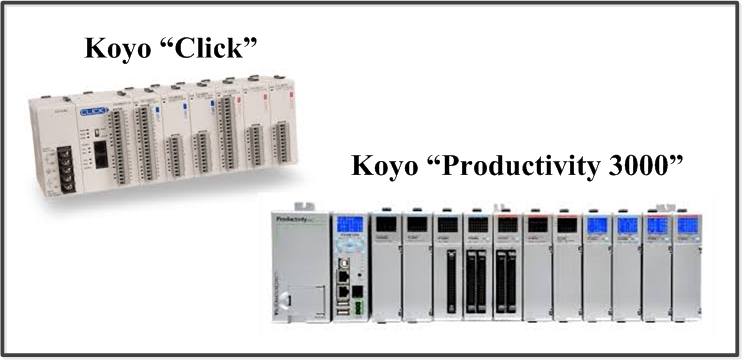 Newer Koyo / Automation Direct Platforms