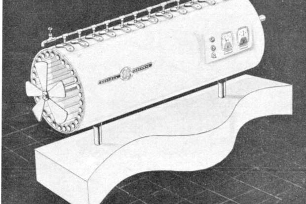 GE Turbo Encabulator, circa 1962