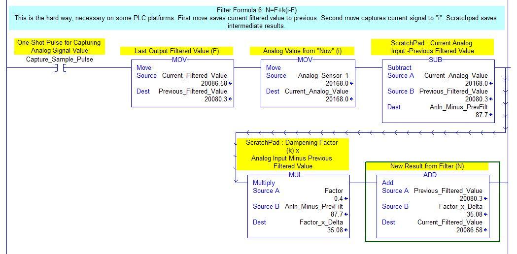 Ladder Logic 402: Data Manipulation and Filtering
