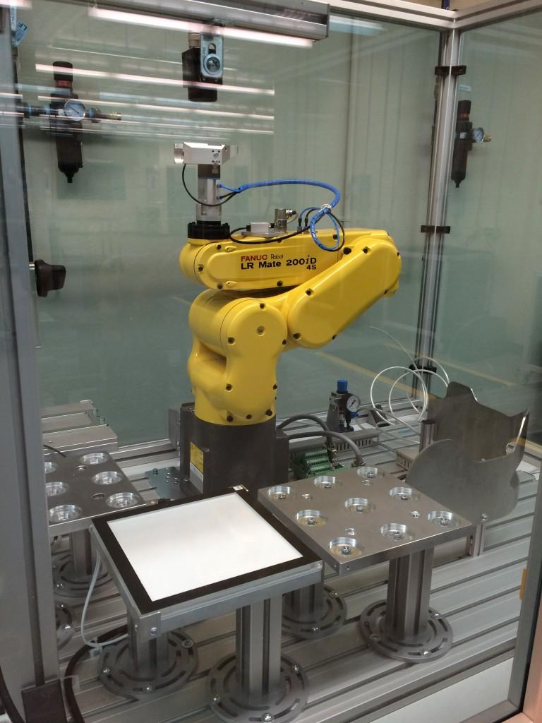 Fanuc Robot Station