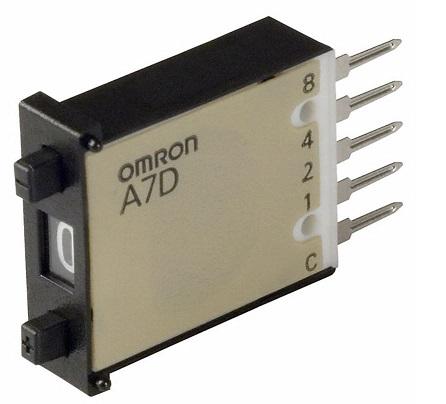 Omron Thumbwheel segment