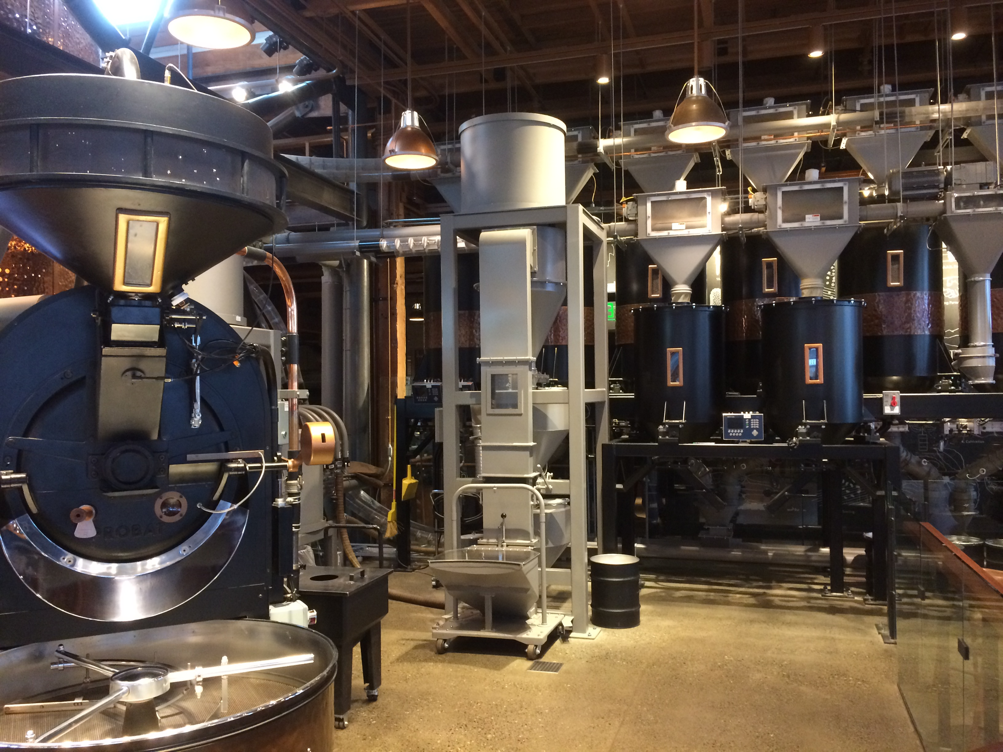 Starbucks Roastery Automationprimer